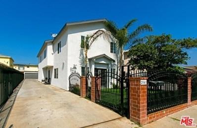 2041 S Burnside Avenue, Los Angeles, CA 90016 - MLS#: 17268798