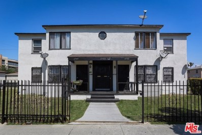 1733 W 62ND Street, Los Angeles, CA 90047 - MLS#: 17268828