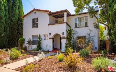 6064 Alcott Street, Los Angeles, CA 90035 - MLS#: 17269248