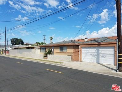 4580 W 165TH Street, Lawndale, CA 90260 - MLS#: 17269462