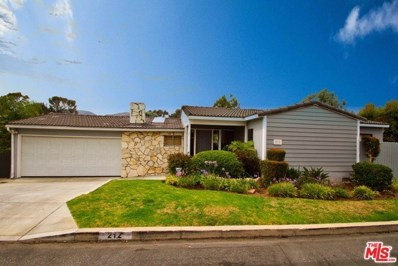 212 Aderno Way, Pacific Palisades, CA 90272 - MLS#: 17269750