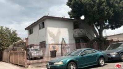 253 E 82ND Street, Los Angeles, CA 90003 - MLS#: 17269784