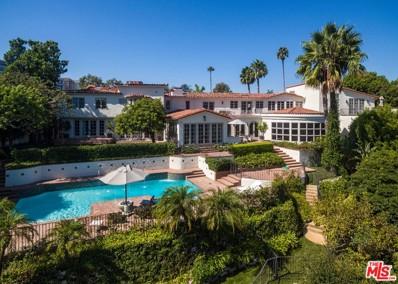 830 Birchwood Drive, Los Angeles, CA 90024 - MLS#: 17270202
