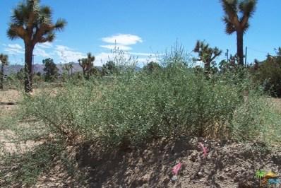 58695 Sun Oro Road, Yucca Valley, CA 92284 - MLS#: 17270224PS