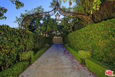 1634 Blue Jay Way, Los Angeles, CA 90069 - MLS#: 17270282