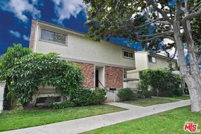 4063 La Salle Avenue UNIT 102, Culver City, CA 90232 - MLS#: 17270322