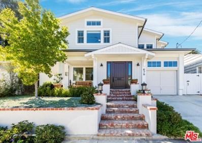 679 Hampden Place, Pacific Palisades, CA 90272 - MLS#: 17270426