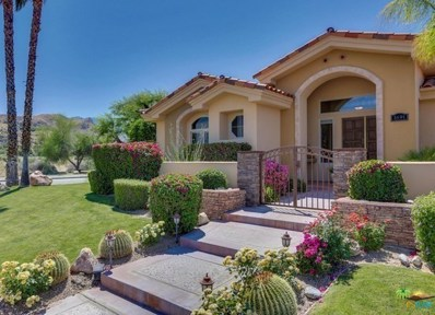 1691 Ponderosa Way, Palm Springs, CA 92264 - MLS#: 17271024PS
