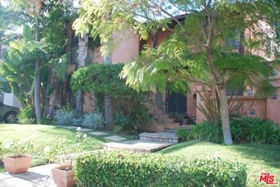 1137 S Hayworth Avenue, Los Angeles, CA 90035 - MLS#: 17271124