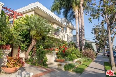 1329 Yale Street UNIT 8, Santa Monica, CA 90404 - MLS#: 17271210