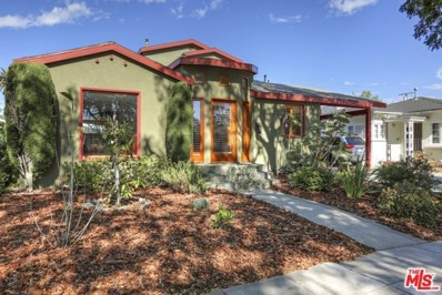 4222 Mentone Avenue, Culver City, CA 90232 - MLS#: 17271884