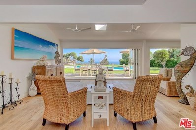 340 Surfview Drive, Pacific Palisades, CA 90272 - MLS#: 17272970