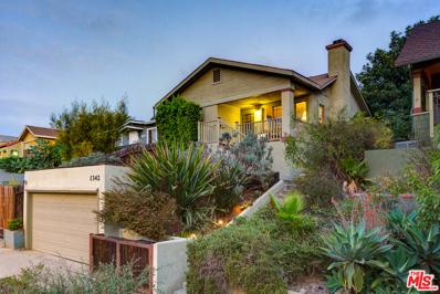 1342 N Benton Way, Los Angeles, CA 90026 - MLS#: 17273068