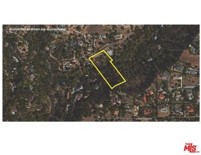 2243 Las Canoas Road, Santa Barbara, CA 93105 - MLS#: 17273102