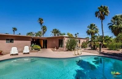 835 E Spencer Drive, Palm Springs, CA 92262 - MLS#: 17273284PS