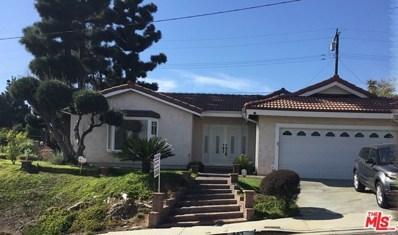 853 Perry Avenue, Montebello, CA 90640 - MLS#: 17273518