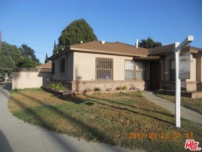 1612 N Chester Avenue, Compton, CA 90221 - MLS#: 17273558