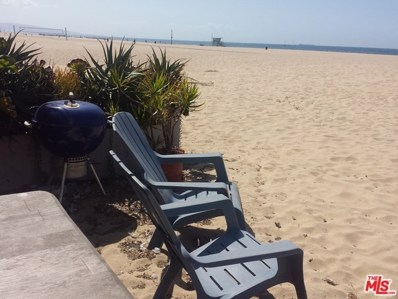 6307 Ocean Front Walk UNIT 1, Playa del Rey, CA 90293 - MLS#: 17273578