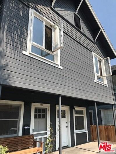 127 Brooks Avenue UNIT 1\/2, Venice, CA 90291 - MLS#: 17273584