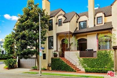 1225 Manning Avenue, Los Angeles, CA 90024 - MLS#: 17273792