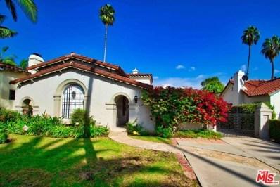 168 N Doheny Drive, Beverly Hills, CA 90211 - MLS#: 17274074