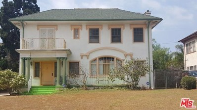 2109 Wellington Road, Los Angeles, CA 90016 - MLS#: 17274492