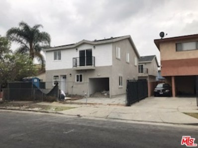 2112 Carmona Avenue, Los Angeles, CA 90016 - MLS#: 17274836