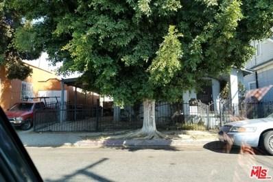 2810 Cimarron Street, Los Angeles, CA 90018 - MLS#: 17275422