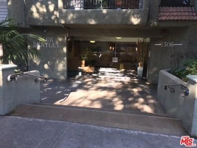 1506 S Bentley Avenue UNIT 307, Los Angeles, CA 90025 - MLS#: 17275476