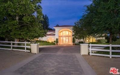 5887 Annie Oakley Road, Hidden Hills, CA 91302 - MLS#: 17276044