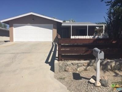 66954 Flora Avenue, Desert Hot Springs, CA 92240 - MLS#: 17276078PS