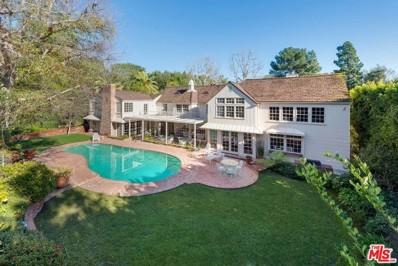 1027 Summit Drive, Beverly Hills, CA 90210 - MLS#: 17276094