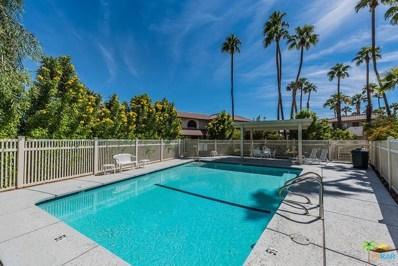 225 W Via Escuela, Palm Springs, CA 92262 - MLS#: 17276154PS