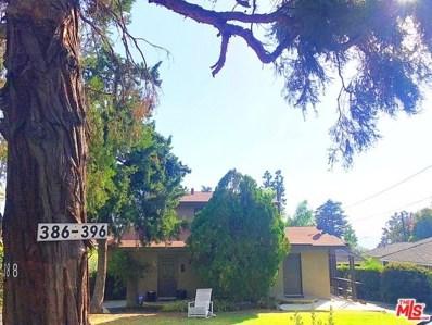 386 E Altadena Drive, Altadena, CA 91001 - MLS#: 17276360