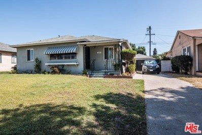 11712 Christopher Avenue, Inglewood, CA 90303 - MLS#: 17276372