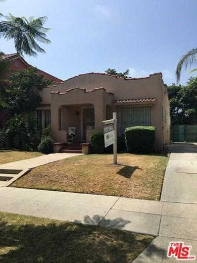 2421 S Orange Drive, Los Angeles, CA 90016 - MLS#: 17276552