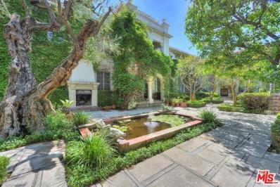 450 N Sycamore Avenue UNIT 17, Los Angeles, CA 90036 - MLS#: 17276560