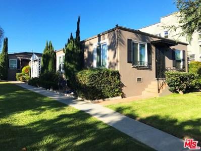 5107 W 20TH Street, Los Angeles, CA 90016 - MLS#: 17276646