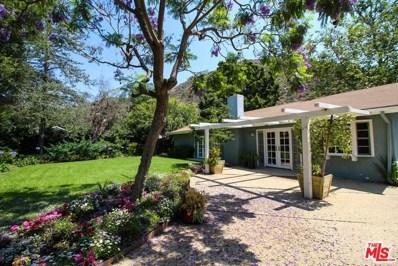 5961 Paseo Canyon Drive, Malibu, CA 90265 - MLS#: 17277108