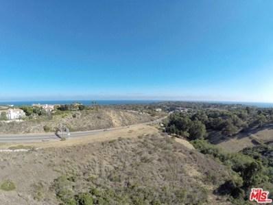 6111 KANAN DUME Road, Malibu, CA 90265 - MLS#: 17277224