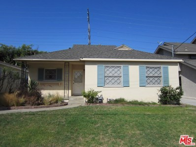 7567 McConnell Avenue, Los Angeles, CA 90045 - MLS#: 17277544