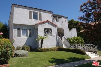 1642 S Curson Avenue, Los Angeles, CA 90019 - MLS#: 17278202
