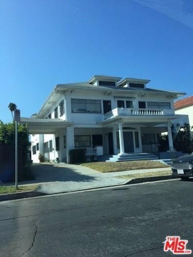 1127 4TH Avenue, Los Angeles, CA 90019 - MLS#: 17279014