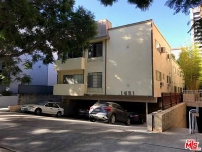 1651 Camden Avenue, Los Angeles, CA 90025 - MLS#: 17279182