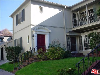 5570 W 1 Street UNIT Upper, Los Angeles, CA 90036 - MLS#: 17279540