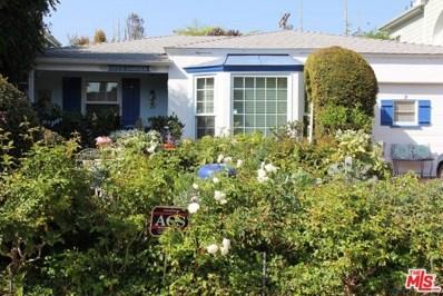 955 Hartzell Street, Pacific Palisades, CA 90272 - MLS#: 17280152