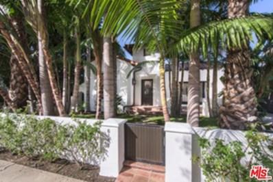 6141 Lindenhurst Avenue, Los Angeles, CA 90048 - MLS#: 17280582