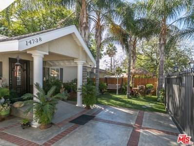 14738 Rex Street, Sylmar, CA 91342 - MLS#: 17281004