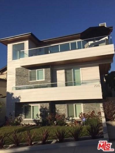 728 N Lucia UNIT A, Redondo Beach, CA 90277 - MLS#: 17281252