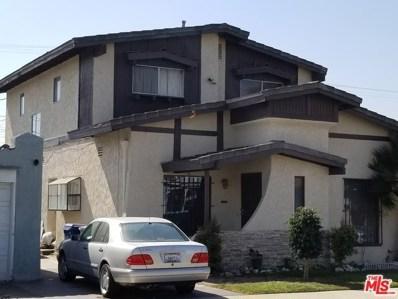 1906 W 66TH Street, Los Angeles, CA 90047 - MLS#: 17281430